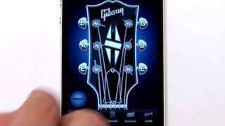 Gibson's Learn & Master Guitar App