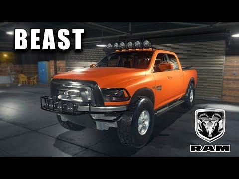 RALLY BACKER RAM POWER WAGON | Car Mechanic Simulator 2018