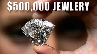 $10 Jewelry Vs. $500,000 JEWELRY!!!