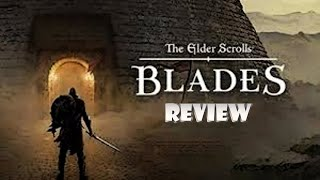 The Elder Scrolls: Blades (Switch) Review (Video Game Video Review)