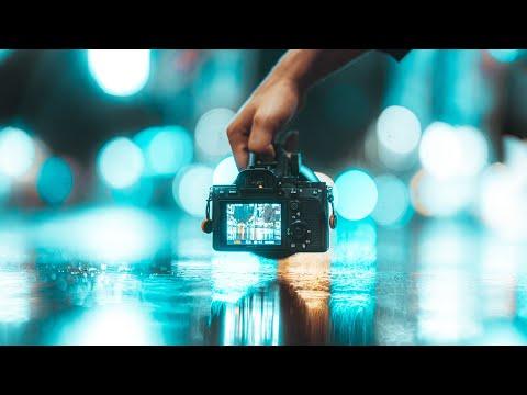 21 Minutes of Pure Night Rainy Photography