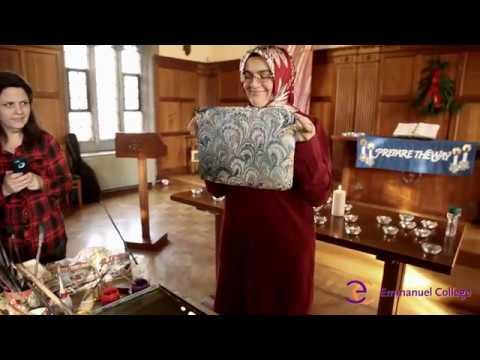 Muslim Studies at Emmanuel College of Victoria University in the University of Toronto