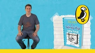 Jeff Kinney on Diary of a Wimpy Kid: Cabin Fever