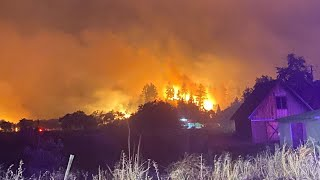 California Wildfires: Evacuations in place for Butte, Shasta, Napa, Sonoma counties