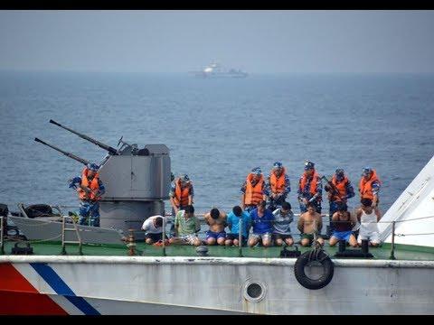 Hoan hô Cảnh sát biển Việt Nam dũng cảm nổ súng đòi lại tàu cá cho ngư dân ở biển Đông