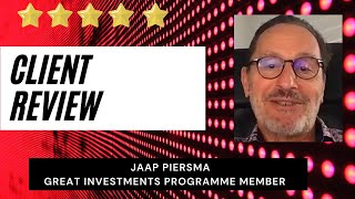 Review of Alpesh Patel Founder PipsPredator - Great Investments Programme