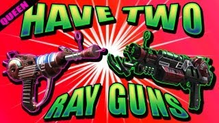 Repeat youtube video Glitch Tutorial: 2 RAY GUNS Buried Glitch / Die Rise Zombies Glitch (PS3 Glitches Buried Die Rise)