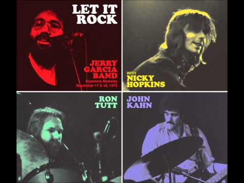 Jerry Garcia Band - Let It Rock Vol. 2 (CD1) HD