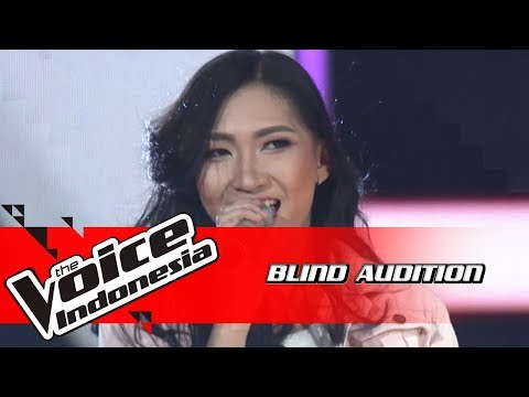 Gaby - Price Tag | Blind Auditions | The Voice Indonesia GTV 2018