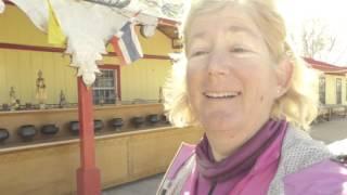 Buddhist Monastery outside Austin