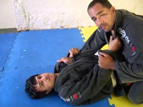 Técnicas Jiu Jitsu para Iniciantes Finalizações parte 01/35
