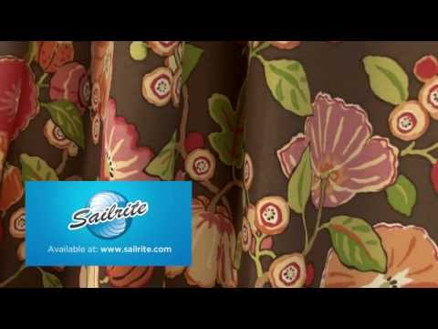 video-of-p/kaufmann-outdoor-hip-floral-chocolate-fabric-#103907