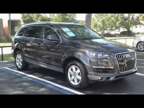 Hello Peter, 2012 Audi Q7 3.0 T Premium RPT Sales & Leasing