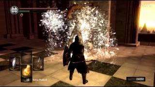 Dark Souls   серия 35 Осваиваемся в Anor Lond…