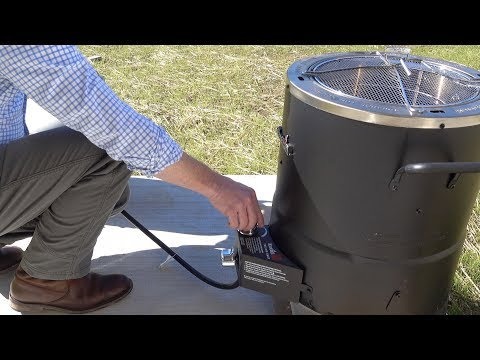 How To Cook Turkey In Char Broil Big Easy Turkey Fryer