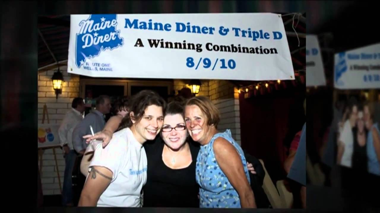 The Maine Diner Food Network