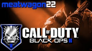 Black Ops 2:KC on Hijacked|Balance and Beasting