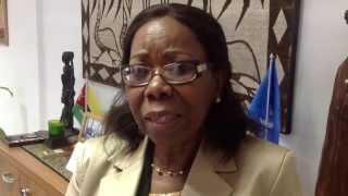 Gita Welch UNDP RCD Director