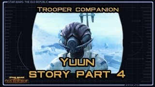 SWTOR Yuun Story part 4: Zaviir-juna