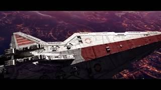 Звездные Войны Эпизод III Битва за Корусант
