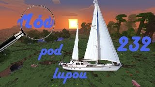 Mini Módy pod Lupou: Minecraft - Small Boats Mod (#232)