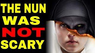 The Nun Movie Review (SPOILER-FREE)