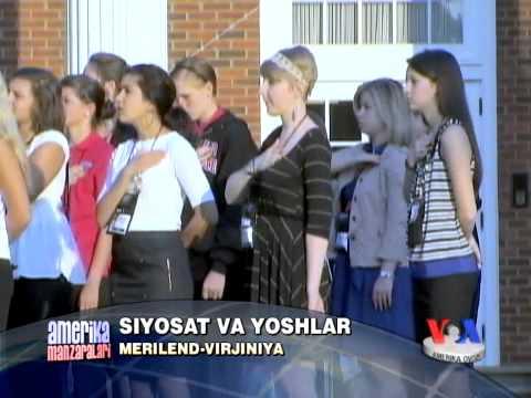 Siyosat va yoshlar/Teaching politics