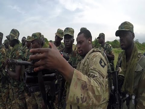United Accord 2017 is an annual, combined, joint military exercise that brings together the Economic Community of West African States (ECOWAS) member states, partner nations and U.S. forces to foster security cooperation while improving operational planning and mission command capabilities.  Read more: US Soldiers enhance readiness through Ghana Armed Forces-led Jungle Warfare School https://www.army.mil/article/188717/