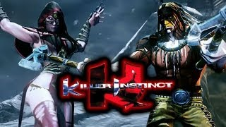 KILLER INSTINCT: IN THE RAW #4 (Full Gameplay Matches)