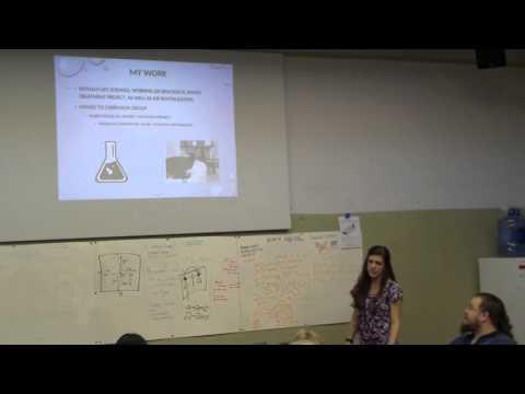 TEP Bite of Science: Marissa Johnsey, Craig Technologies
