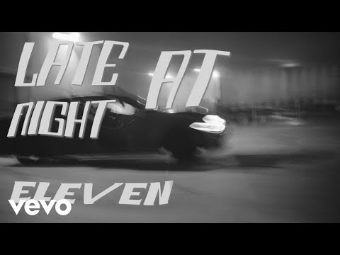 Khalid - Eleven (Lyric Video)