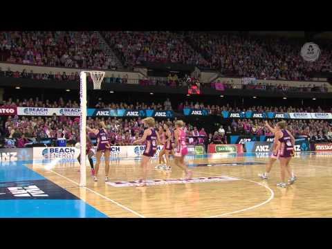 ANZ Chamionship Grand Final Highlights - Adelaide Thunderbirds vs Queensland Firebirds