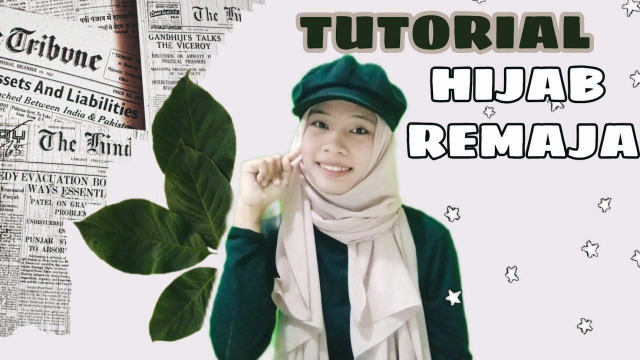 Tutorial Hijab Travel Simple Bagi Pemula Youtube