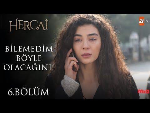Reyyan'ın Aile özlemi - Hercai 6. Bölüm
