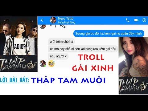 126NET Team    Troll gái xinh - THẬP TAM MUỘI   Huỳnh James & Pjnboys