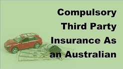 Compulsory Third Party Insurance As an Australian Law -  2017 Auto Insurance Quotes