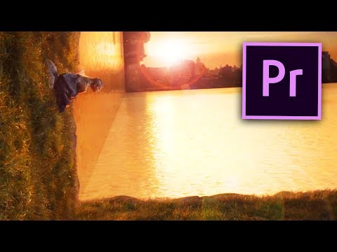 INCEPTION EFFECT in Premiere Pro (by ARIANA GRANDE)