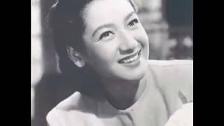 1935年『ためらふ勿れ若人よ』で映画デビュー。 1946年9月 資生堂のイメージガールに起用され、戦後初の多色刷りポスターが街中を賑わせた.。...