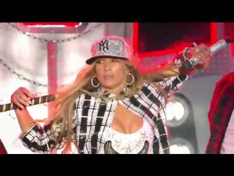 Jennifer Lopez - Jenny From The Block (Live at Macy's 4th of July Fireworks Spectacular 07-04-2017)