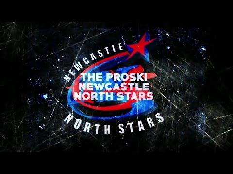 AIHL - Newcastle North Stars Vs. Canberra Brave - 24/05/2015