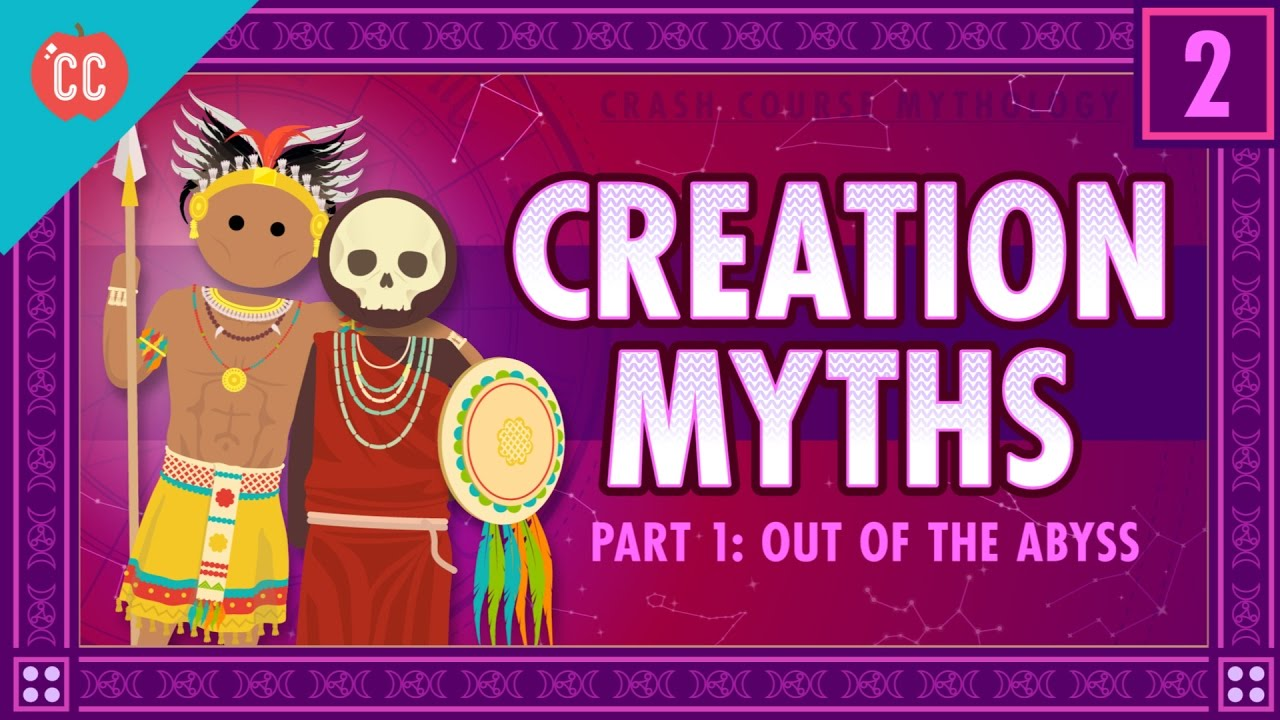 creation from the void crash course world mythology 2 youtube
