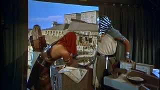 The Ten Commandments - Moses Raises an Obelisk (Ancient Egypt)