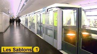 Les Sablons | Ligne 1 : Métro de Paris ( RATP MP05 )