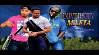 University Mafia  - 2014  Latest  Nigeria Nollywood Movie