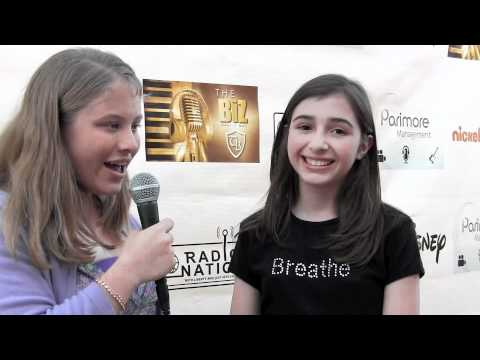 Victoria Strauss Interview at Cystic Fibrosis Red Carpet Event
