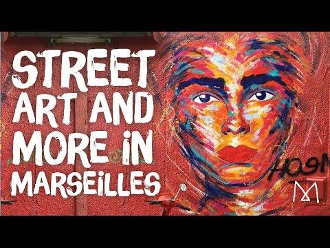 Marseille, France Travel Diary:  Cours Julien Street Art, Calanques, Notre Dame de la Garde