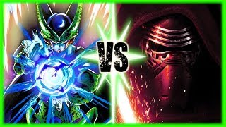 perfect-cell-vs-kylo-ren-ft-unrealentgaming