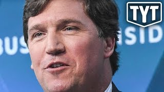 Tucker Carlson Turns On Koch Brothers