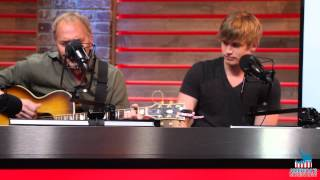 """Bless The Broken Road"", Levi Hummon, acoustic in-studio on America"