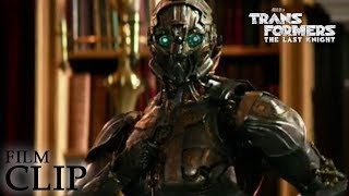 TRANSFORMERS: THE LAST KNIGHT | Why Am I Here | Official Film Clip